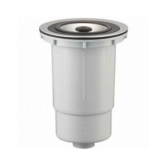 排水栓の写真