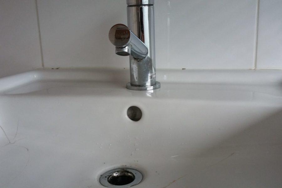 洗面蛇口の写真