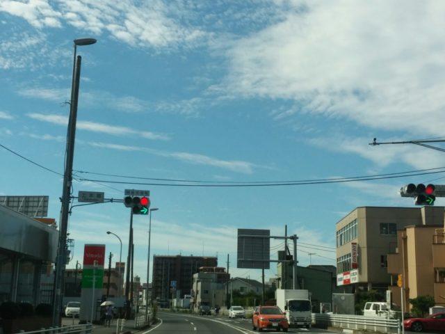 千葉県松戸市上本郷の写真