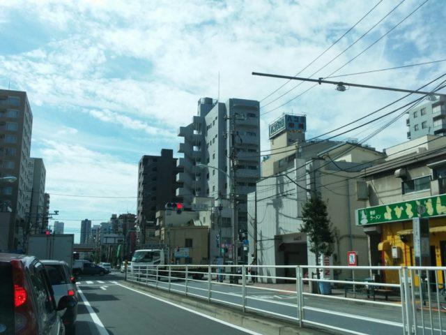 東京都墨田区緑の写真