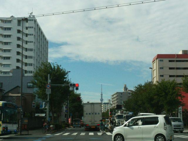 東京都葛飾区青戸の写真