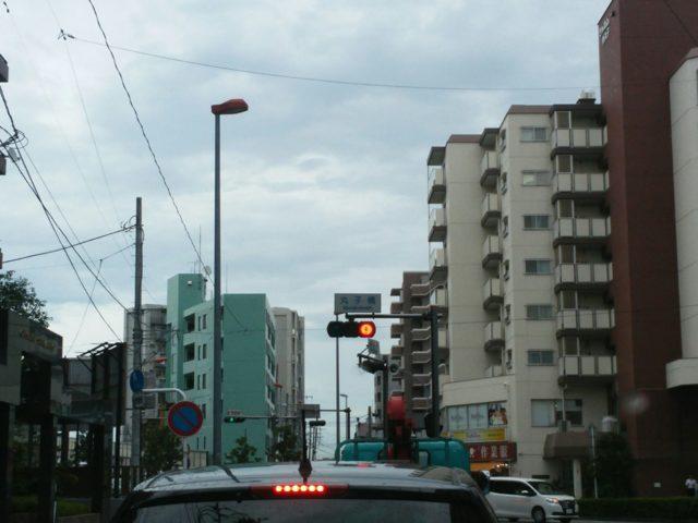 丸子橋道路の写真