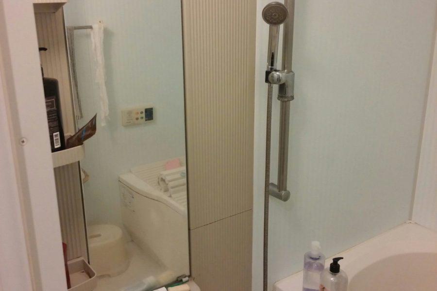 お風呂シャワーホース写真
