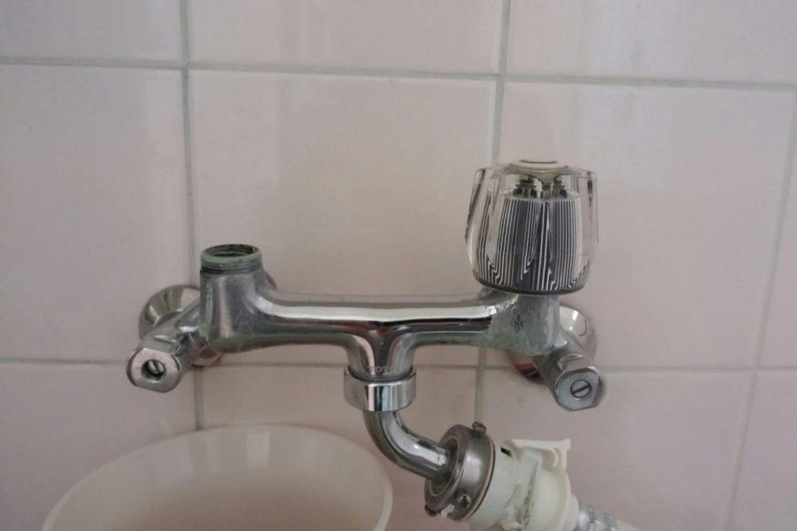 お風呂蛇口水漏れ修理の写真