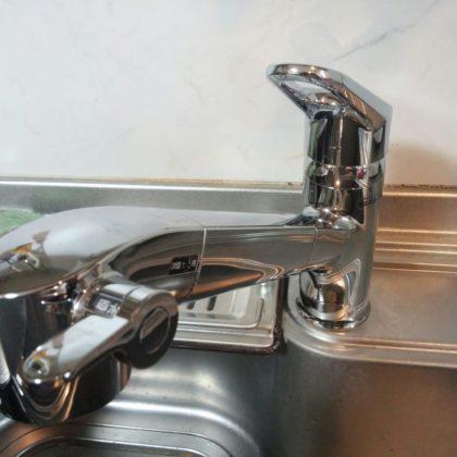 キッチン水栓交換
