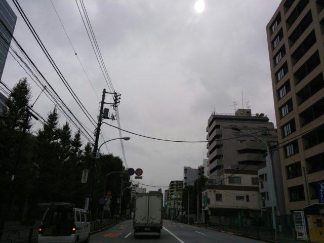 文京区六義園近く