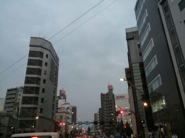 台東区蔵前の写真