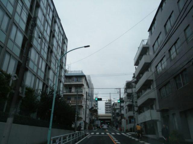 渋谷区初台の写真
