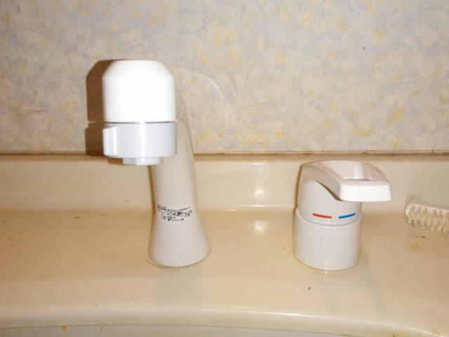 足立区洗面所水漏れ修理