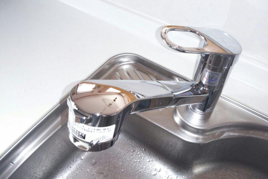 杉並区キッチン蛇口水漏れ