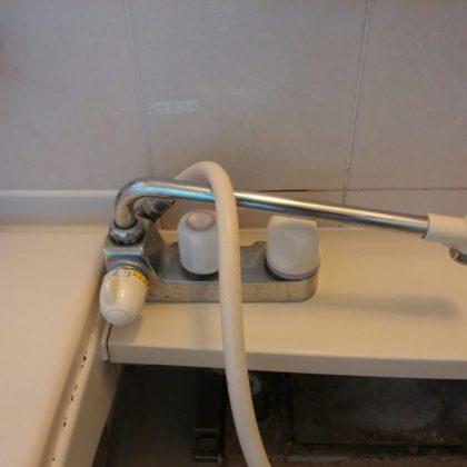 新宿区お風呂蛇口水漏れ修理