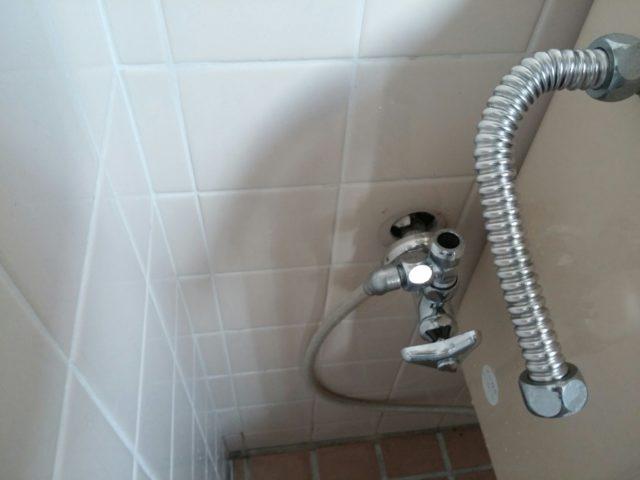 中野区トイレ水漏れ修理