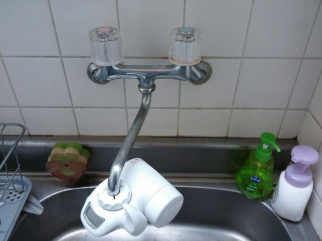豊島区キッチン蛇口水漏れ修理水道屋