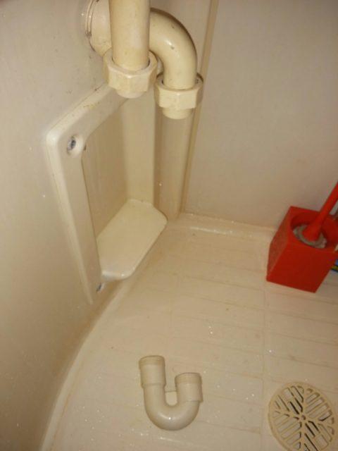 墨田区ユニットバス排水つまり修理