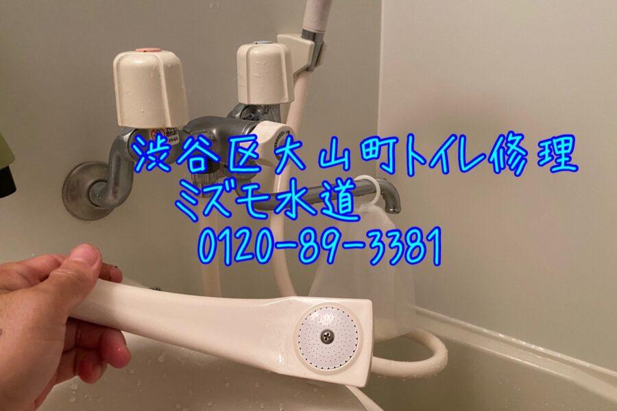 渋谷区大山町水道屋